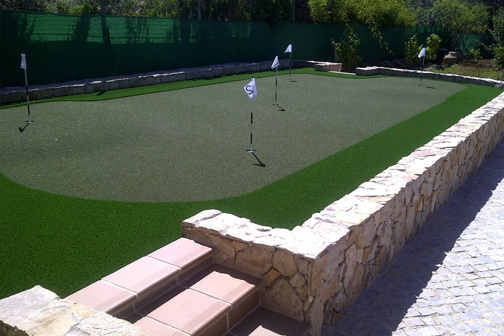 Bespoke Putting Greens Portugal